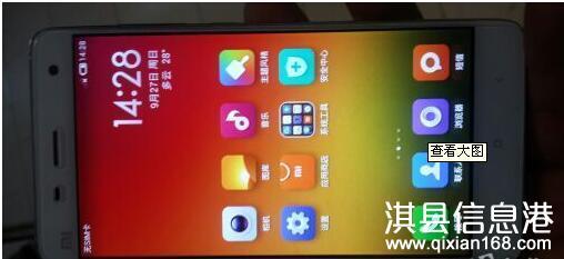 小米4移动4G手机 便宜出售