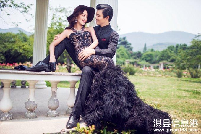 淇县好莱坞婚纱摄影107宏光公司门口