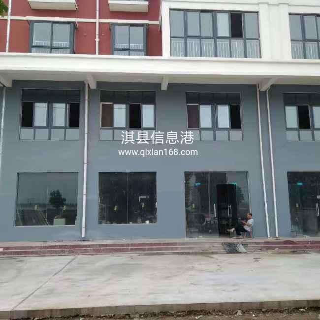 朝歌幼儿园南侧三间门面出租,上下两层