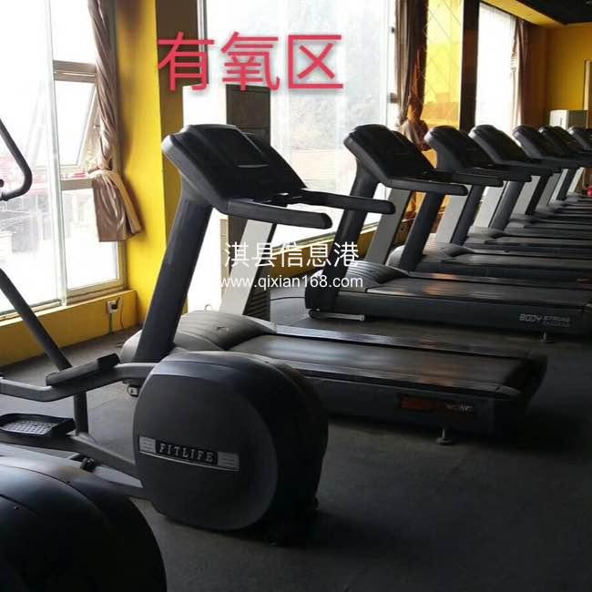 力搏健身会所冬季挑战卡活动开始了