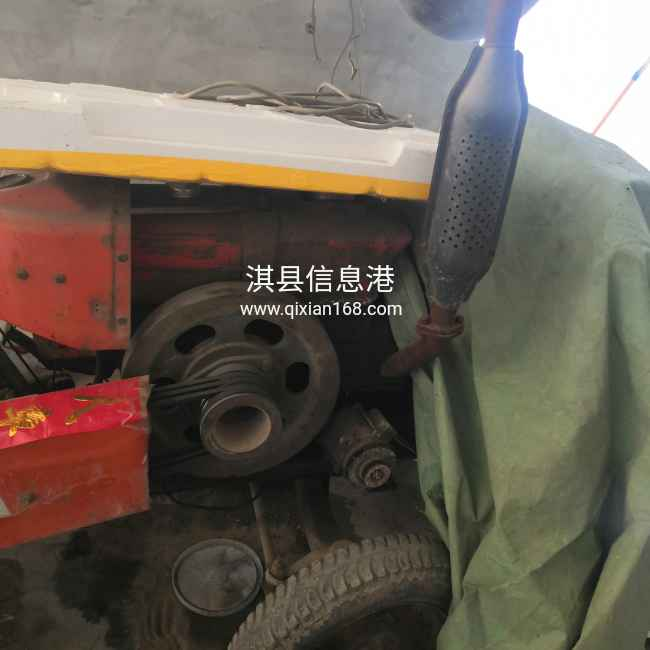 中原180拖拉机原车轮胎