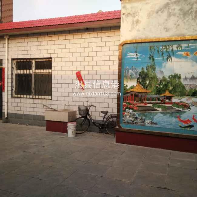淇县朝阳医院附近三间两层独院出租