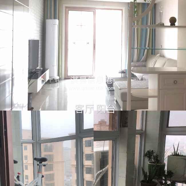 凯中理想城精装修3房2厅2卫急售