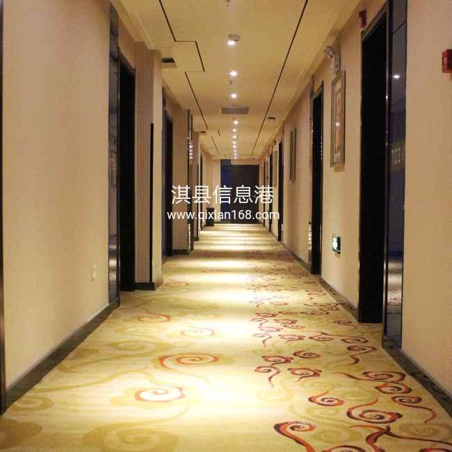 天佑商务宾馆招聘前台和客房保洁员