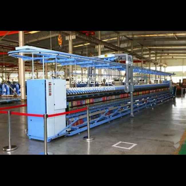 招纺织设备安装工人